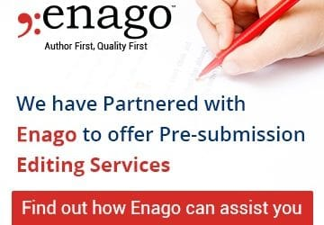 Enago, a World-Leading Provider of Author Services